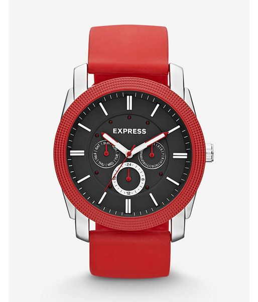 express s mens watches rivington multi function