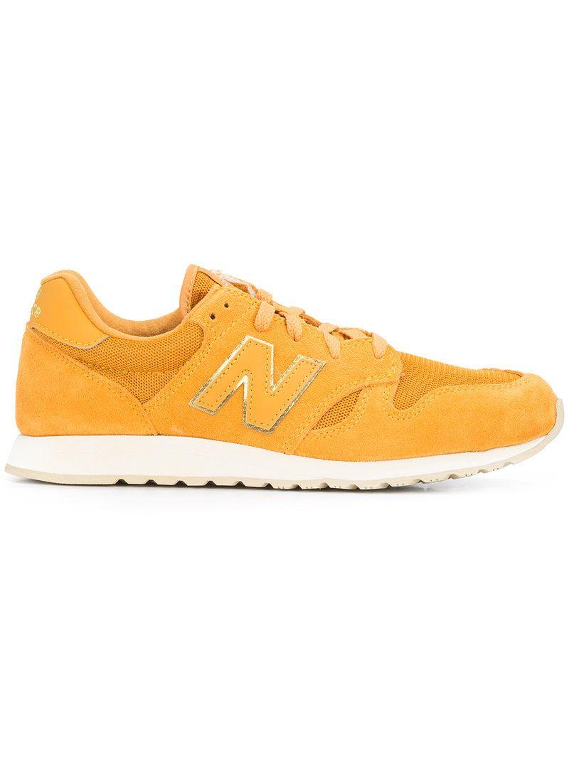 New Balance Women S Yellow 520 Sneakers 8 402784925