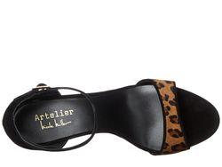 Josie Dark Brown/ Suede Womens Shoes Nicole Miller Artelier                                                                                                              black color