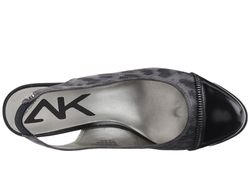 Anne Klein Callum Dark Grey Multi/ Fabric AK Anne Klein                                                                                                              black color