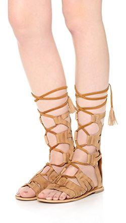 Mesa Verde Gladiator Sandals Free People                                                                                                              beige color