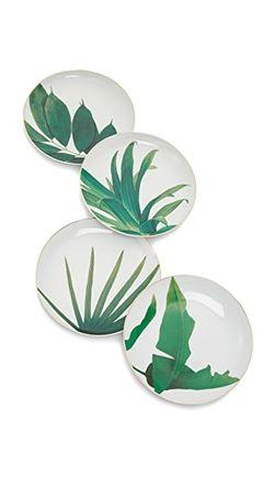 Botanical Plates Gift Boutique                                                                                                              white color