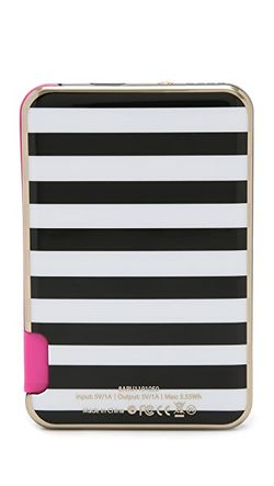 Slim Iphone Battery With Cable Kate Spade New York                                                                                                              Micro Stripe color