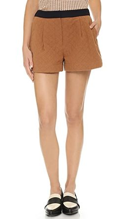 Utility Shorts 3.1 Phillip Lim                                                                                                              Caramel color
