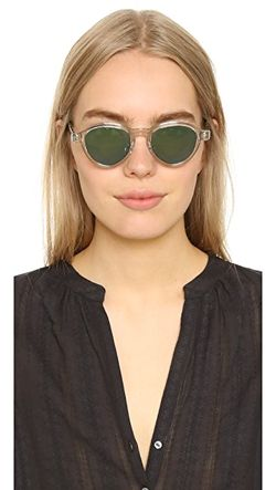 Versillia Sportivo Sunglasses Super Sunglasses                                                                                                              green color