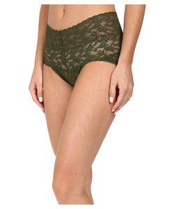 Hanky Panky   Signature Lace Retro V-Kini Woodland Womens Underwear