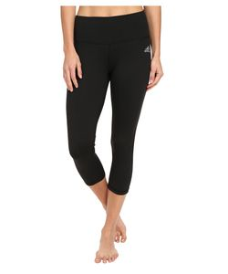 Adidas | Performer Mid Rise 3/4 Tights /Matte Womens Workout