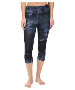Adidas | Supernova 3/4 Tights Tech Ink Print/Tech Ink Womens Workout