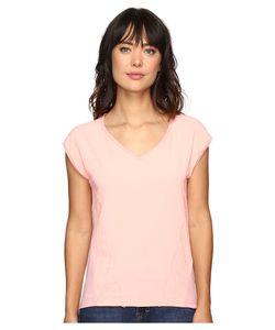 Calvin Klein Jeans | Trend Table V-Neck T-Shirt Pucker Womens