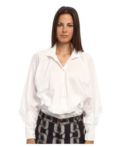 Vivienne Westwood Gold Label | Consuelo Blouse Off White Womens Blouse