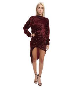 Vivienne Westwood Gold Label | Ray Dress Bordeaux Womens Dress
