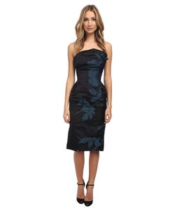 Vivienne Westwood Gold Label | Moon Pencil Dress /Petrol Womens Dress