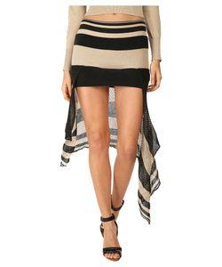 Vivienne Westwood Gold Label | Stripy Skin Skirt Womens Skirt