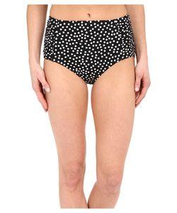 Jantzen | Jet Set Dot High Waisted Bottom Womens Swimwear