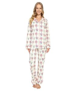 Bedhead | Classic Stretch Pj Set Tree Of Life Womens Pajama