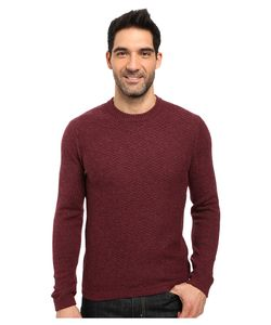 Royal Robbins   Fireside Wool Crew Sweater Cedar Mens Sweater