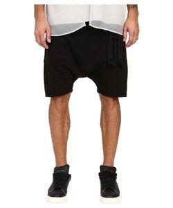 D.Gnak   Ornament Jersey Shorts Mens Shorts