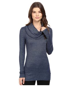 Michael Stars   Long Sleeve Cowl Nocturnal Womens Clothing