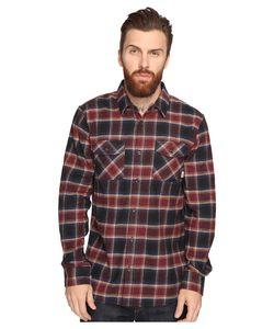 Vans | Banfield Flannel Shirt Dress S/Port Mens Long Sleeve Button