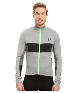 Pearl Izumi   Elite Escape Thermal Long Sleeve Jersey Monument/ Mens