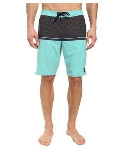 O'Neill   Hyperfreak Algarve Boardshorts Aqua Mens Swimwear