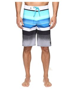 QUIKSILVER | Everyday Stripe Vee 21 Boardshorts Scuba Mens Swimwear