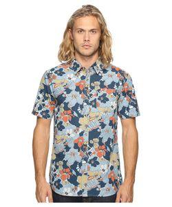 Vans | Whitlowe Short Sleeve Woven Acid Mens Clothing