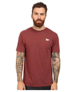 Primitive | Arch Pennant Lightweight Tee Heather Mens T Shirt