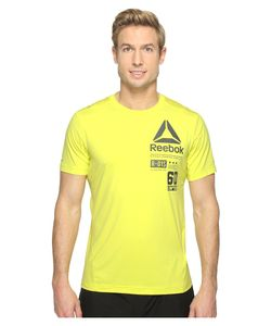 Reebok   One Series Activchill Graphic Top Mens Clothing