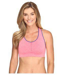 Champion | Infinity Shape Sports Bra Neon Flare Heather/Pizzazz Purple Womens