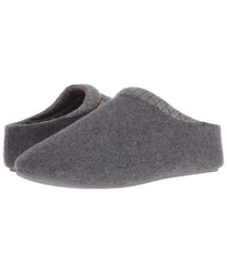 Freewaters | Walden Charcoal Mens Slippers