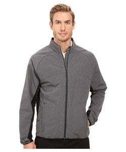adidas Golf   Climaheat Primaloft Full Zip Jacket Dark Heather