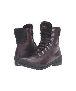 John Varvatos | Heyward Hiker Boot Mocha Mens Lace-Up Boots