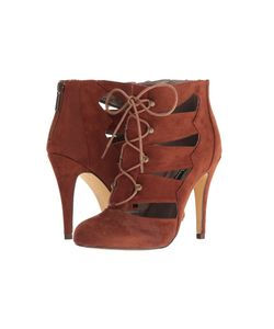 Michael Antonio | Laurence Cognac High Heels