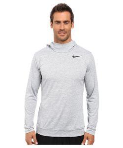 Nike   Dry Training Hoodie Cool /Wolf / Mens Clothing