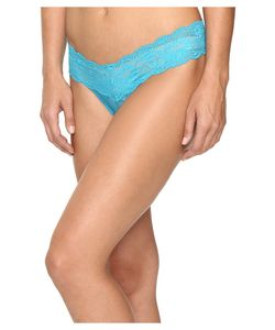 Cosabella   Never Say Never Cutie Lowrider Thong Picasso Womens