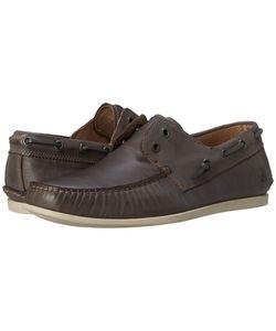 John Varvatos | Schooner Boat Lead Mens Slip On Shoes