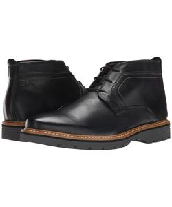 Clarks | Newkirk Top Leather Mens Boots