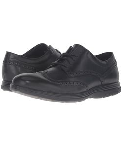 Cole Haan   Grand Tour Wing Oxford Leather/ Mens Lace
