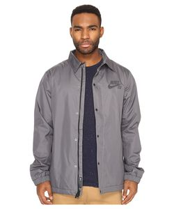 Nike SB   Sb Assistant Coaches Jacket Dark /Anthracite Mens Coat
