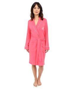 Lauren Ralph Lauren | Essentials Quilted Collar And Cuff Robe