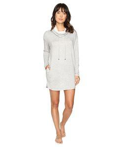 Lauren Ralph Lauren   Lounge Lounger Nightgown Heather Womens Pajama
