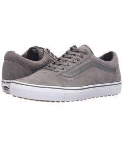 Vans | Old Skool Mte Mte Pewter/Plaid Lace Up Casual Shoes