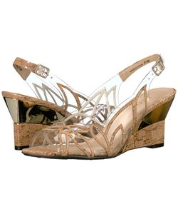 J. Renee | Brendy Cork High Heels