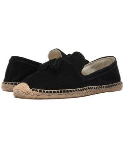 Soludos | Tasseled Smoking Slipper Mens Flat Shoes