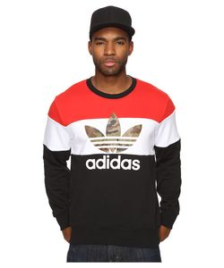 Adidas Originals | Block It Out Crew Mens Clothing