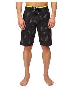 O'Neill   Hyperfreak Solid Boardshorts Camo Mens Swimwear