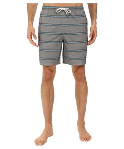 Quiksilver Waterman | Parker Boardshorts Moon Mist Mens Swimwear