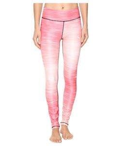 Puma | All Eyes On Me Tights Sunkist Coral/Veiled Rose Womens