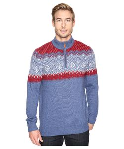 Vineyard Vines   Holiday Fair Isle Sweater Moonshine Mens Sweater